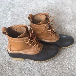 LL Bean Rain Boots Size 10